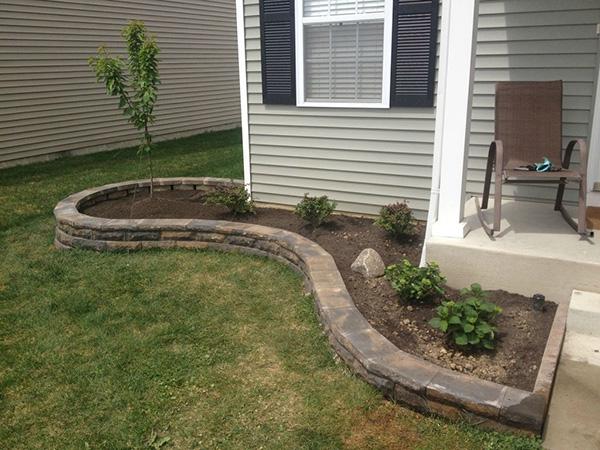simple landscaping ideas landscape ideas backyard simple PJADRZI