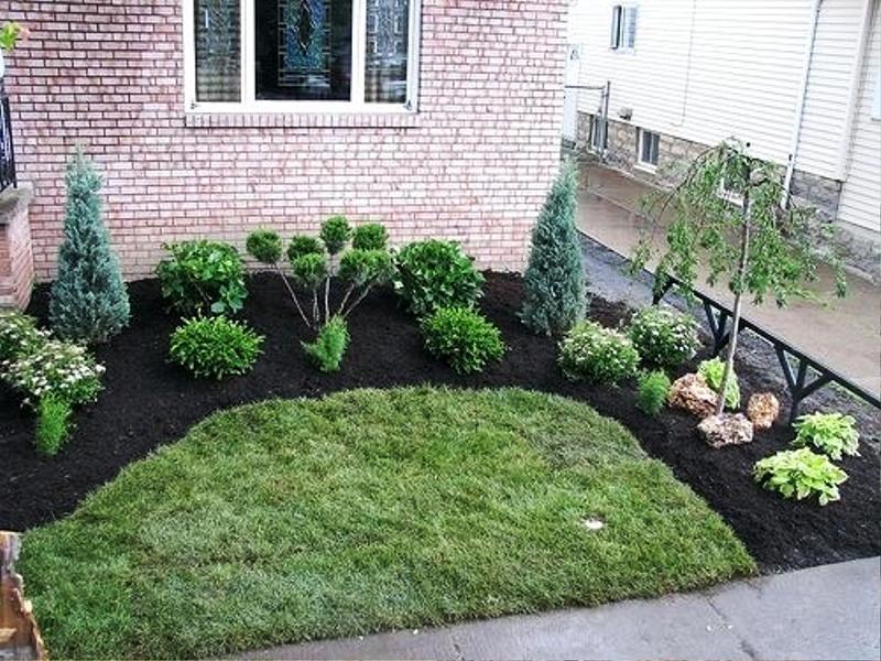 simple landscaping ideas simple backyard landscaping ideas PXNTJSU