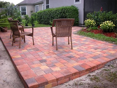 simple patio pavers ideas and tips for your home WGARUKB