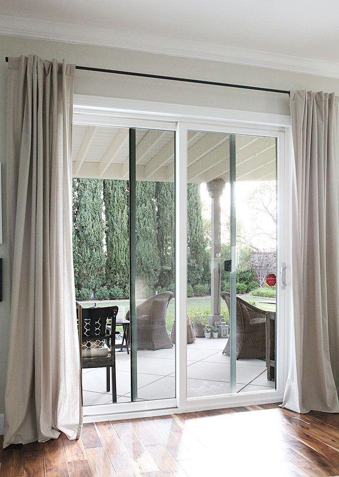sliding door window treatments image result for sliding door curtains AVCQEVG