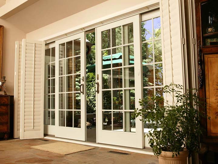 sliding patio doors patio doors should be more than just a path to the outdoors. ZVYUMQN