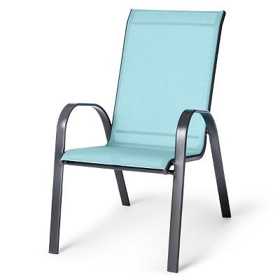 sling stacking patio chair - threshold™ : target FJXEEUC
