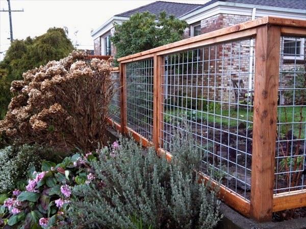 small backyard fence ideas UCPEVXA