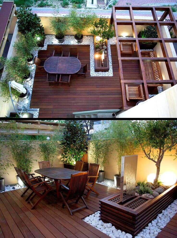 small backyard ideas 41 backyard design ideas for small yards   exterior   pinterest   JVGPAWA
