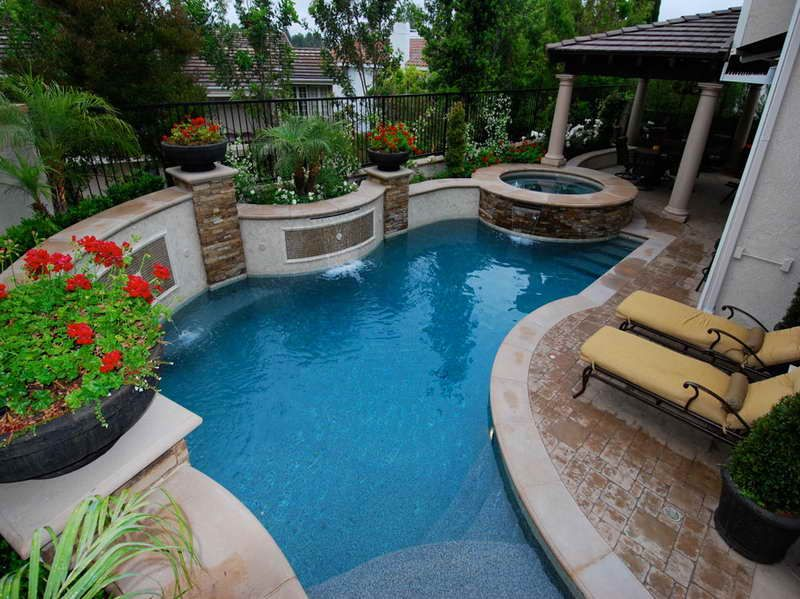 small backyard pools pools are always a welcoming thing in any house. so youu0027ve got ZFUQPWV