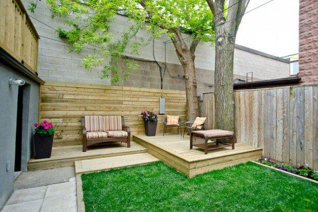 small deck ideas 16 functional ideas to design pretty deck in a small yard XRFWQAX