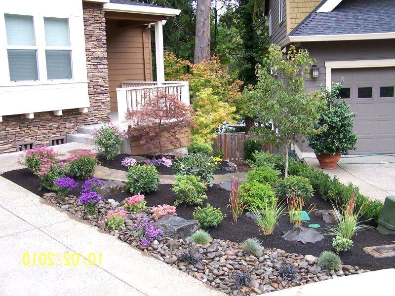 small front yard landscaping ideas no grass garden design garden design IONXUAJ