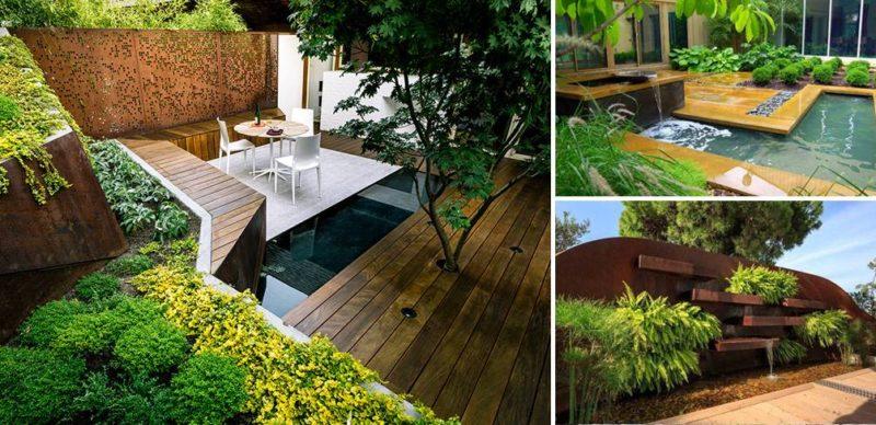 small garden design GSESXNM