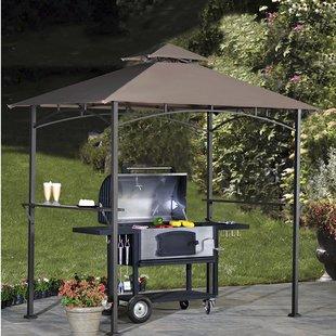 small gazebo replacement canopy for grill gazebo PKIMUOI