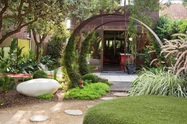 small home garden design photo on fancy home interior design and decor SYPAUYL