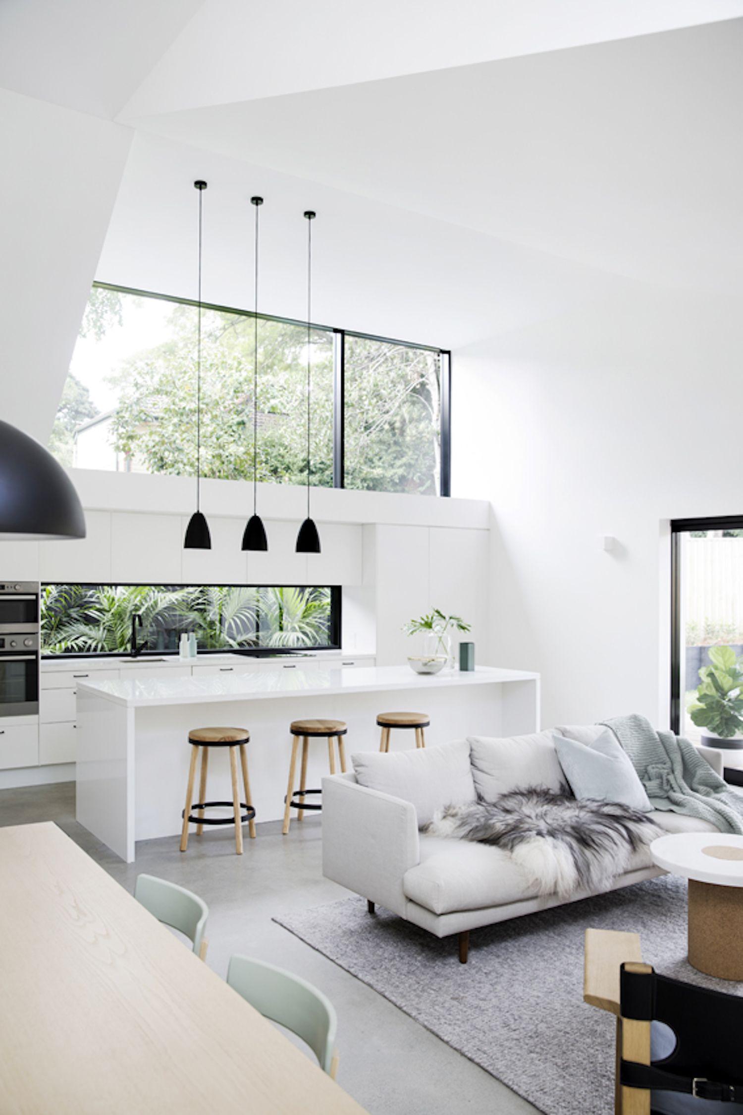 small house interior design allen key house by architect prineas   est living MFIJJER