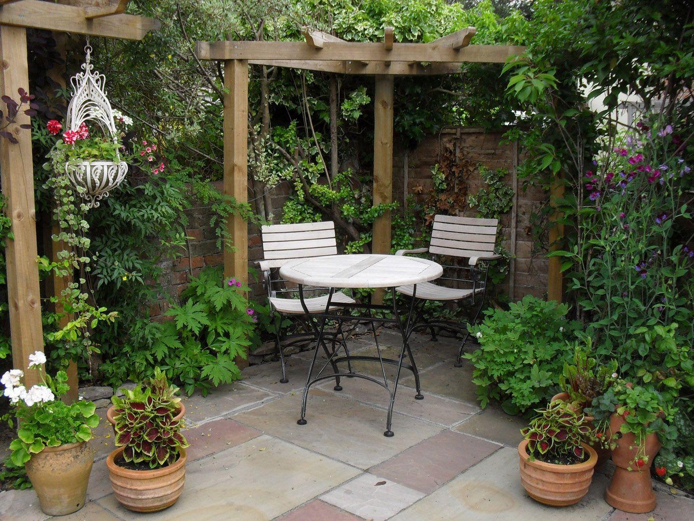 small patio ideas 24 NFQDEET