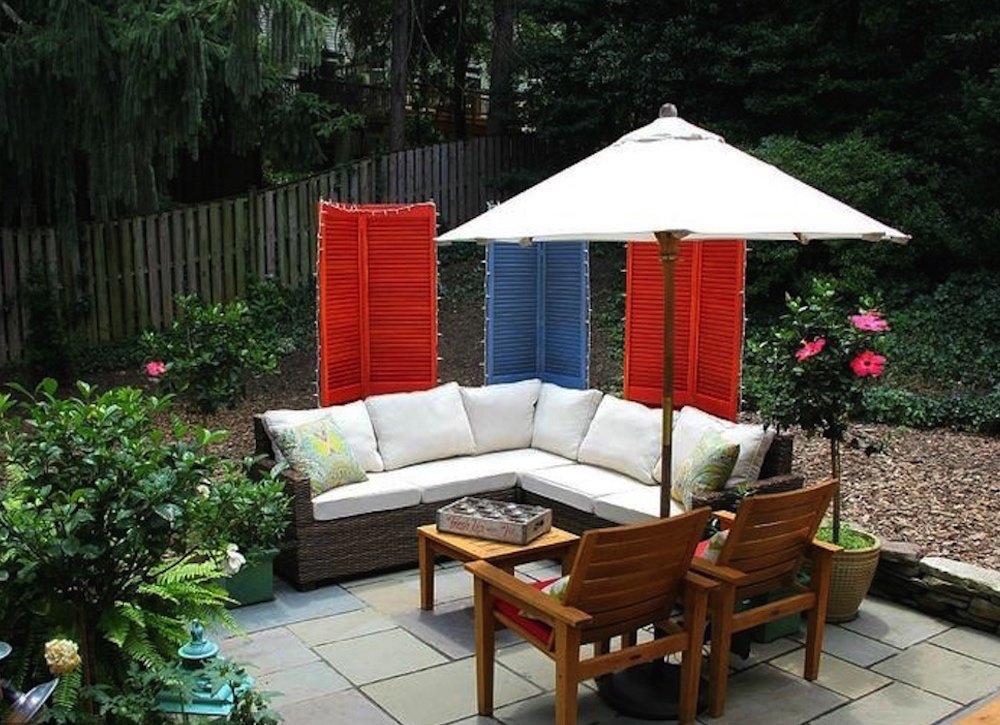 small patio ideas small patio decor MELVWET