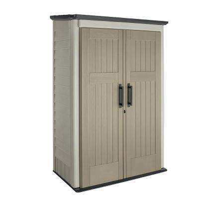 small sheds big max 2 ft. 3 in. x 4 ft. 3 in. large IPYVVHD