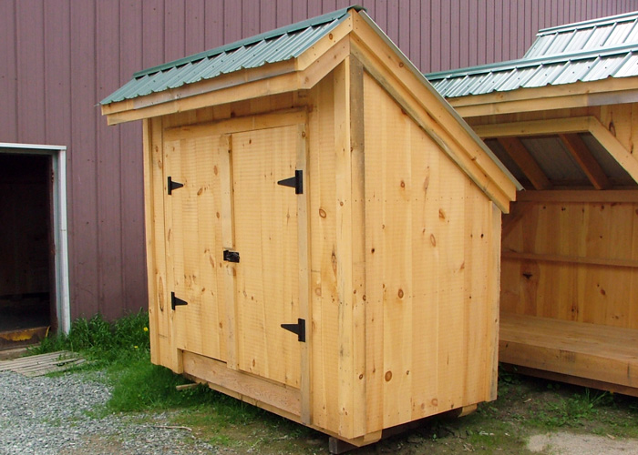 small sheds small tool shed   4x8 shed   wooden tool shed   plans RQCLEEN
