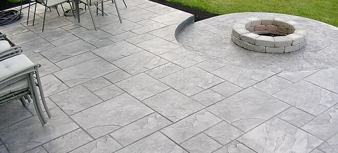stamped concrete patio ideas - gardening flowers 101-gardening flowers 101 JSIMMFW