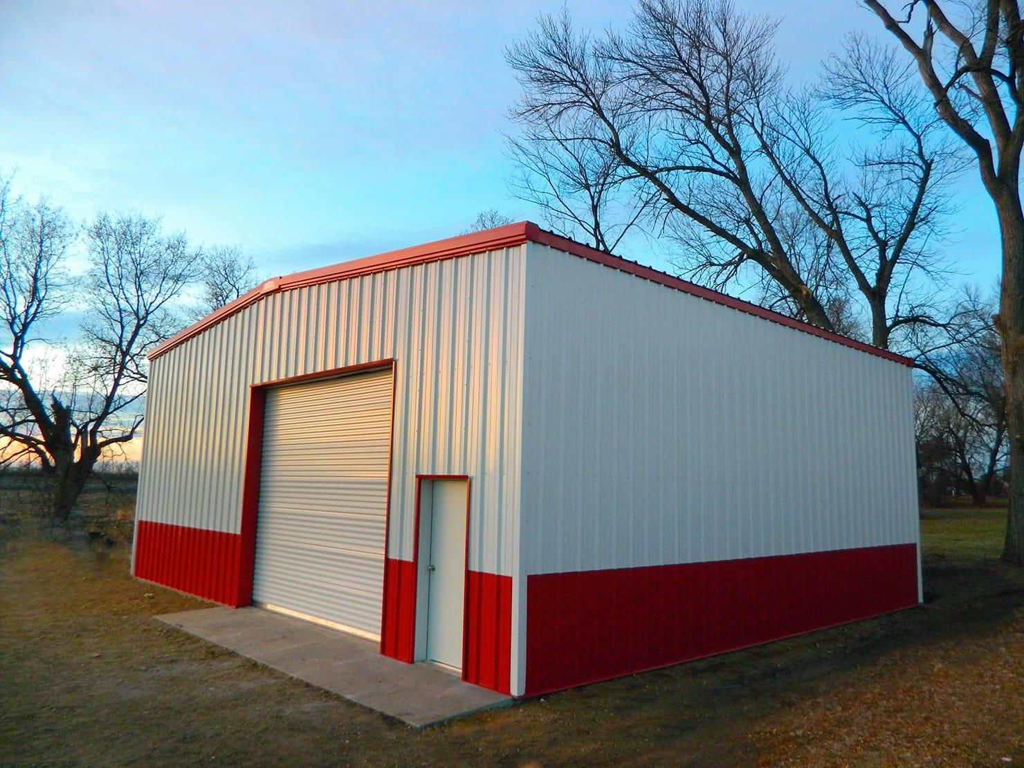 Vital tips of putting up steel garages