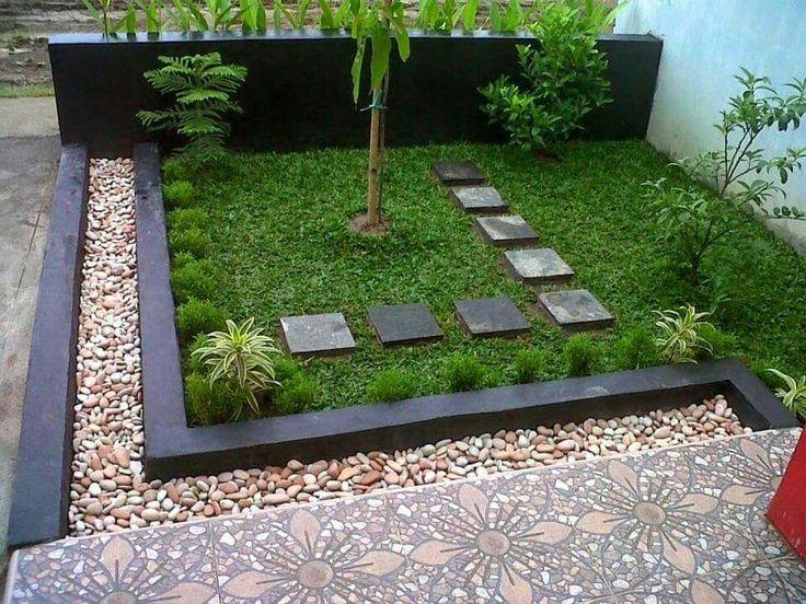 stunning decoration simple garden ideas designs staggering on with www  sieuthigoi FZPWZWA