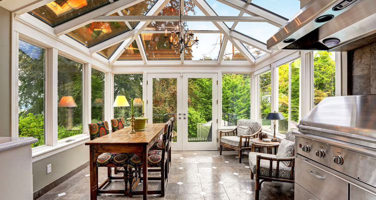 sun room itu0027s time for homeowners to reconsider the many functions of the sunroom. QSOAJYC