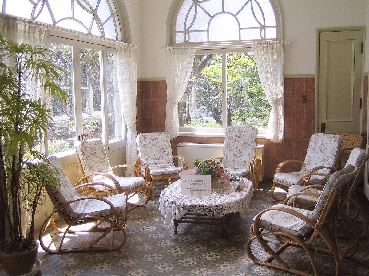 sun room sunroom - wikipedia QCVTIAJ