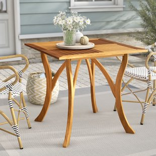 teak patio furniture coyne teak dining table OIPOCWV