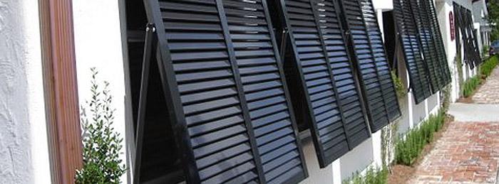 use and maintenance instructions for aluminum bahama shutters PVUHZDG