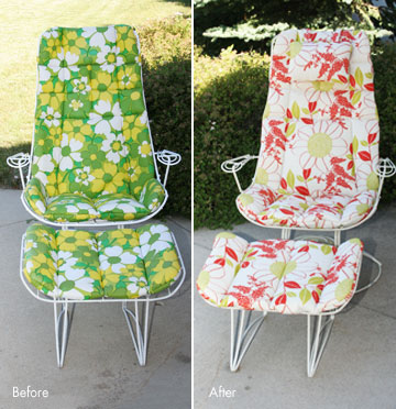 Vintage patio furniture is it really for you