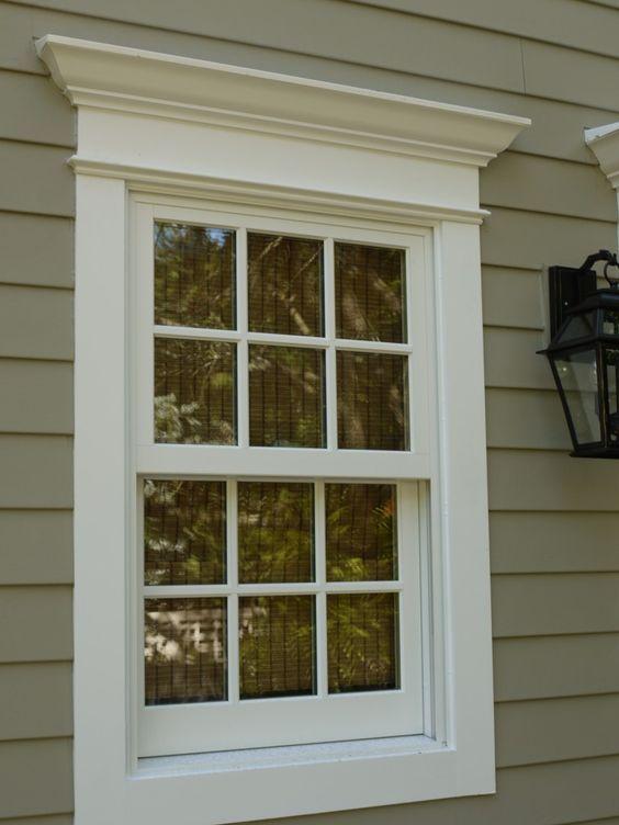 white exterior window trim 1000+ ideas about exterior windows on pinterest QRLGKPY