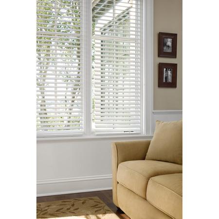 white wood blinds better homes u0026 gardens 2 GZDUMBJ