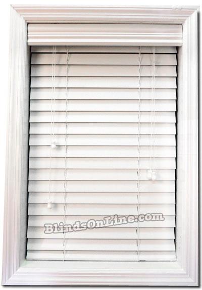 white wood blinds white 2 NABTTDH