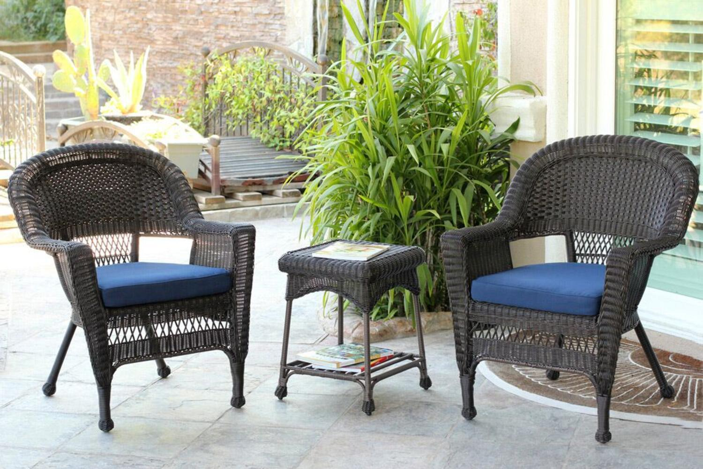 wicker patio set costway 4 pc patio rattan wicker chair sofa table set outdoor garden JSGDMSJ