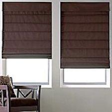 window blinds brown MKSABTS