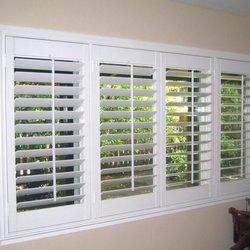 window shutters photo of premium shutters - riverside, ca, united states QMPNKGG