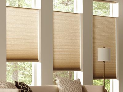 window treatment cellular shades EMGCNTS