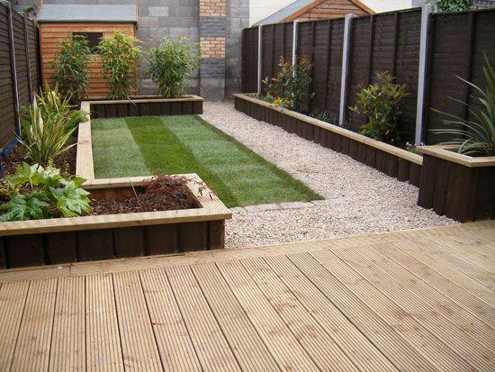 wonderful garden decking ideas with best decking designs for your  decorating OUZRTJK