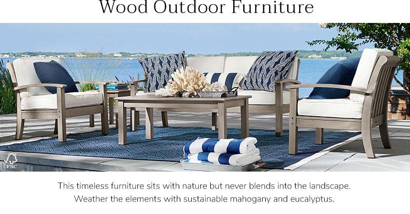 wood outdoor furniture outdoor furniture FCFMUKU