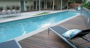 wood pool deck shades of green landscape architecture sausalito, ca CXSEJYG