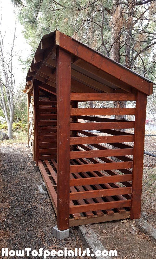 wood shed diy-wood-shed CBWKHJD