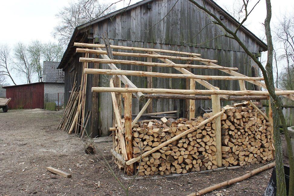 wood shed woodworking roundwood.jpg QFTPDNJ