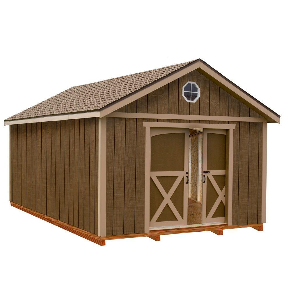 Wood storage sheds used for storing woods used as fuel