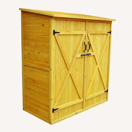 wood storage sheds leisure season 5x3 medium wood storage shed kit ZWSNUFO