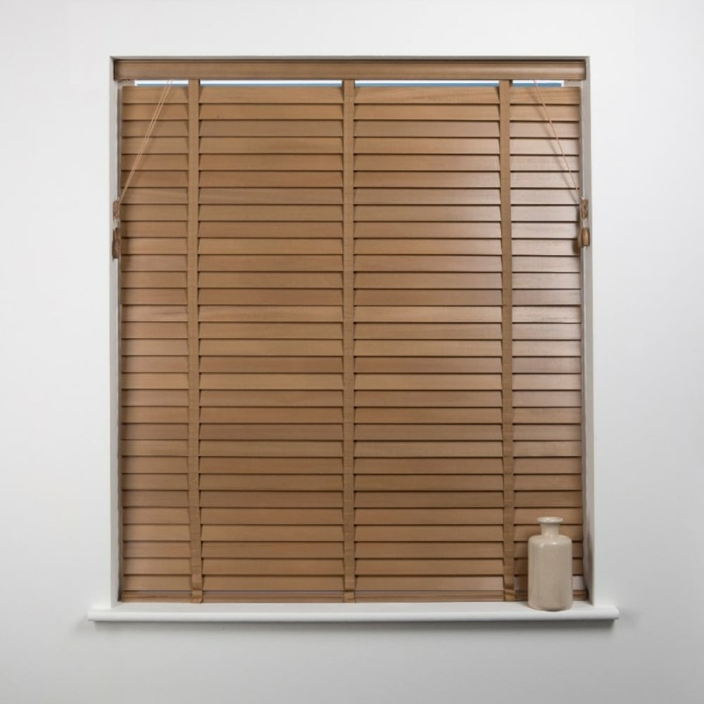 wood venetian blinds oak 50mm wood venetian blind KEDPSGI