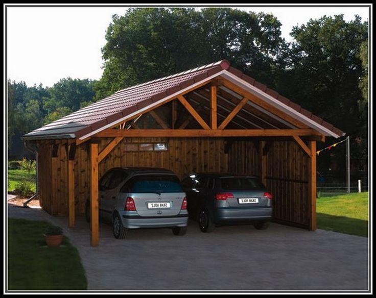 wooden carports de 25 bedste ider inden for wood carport kits p pinterest GTOIXNP