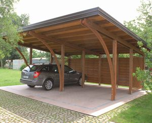 wooden carports wooden carport VPGGAQO