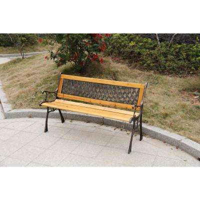 wooden garden benches gardenised patio garden ... FYHBCWG