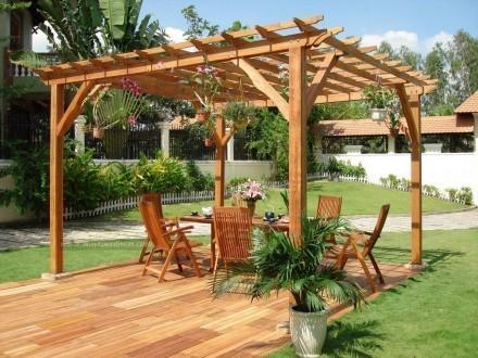 wooden gazebo garden wooden pavilion gazebo ZAGFCWK