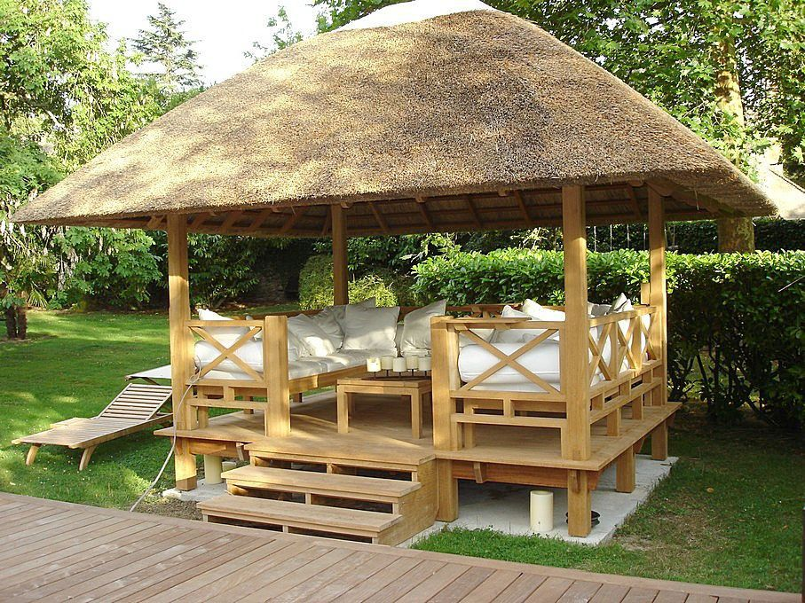 wooden gazebo what you need to know about wooden gazebos quick - NPQSTEJ