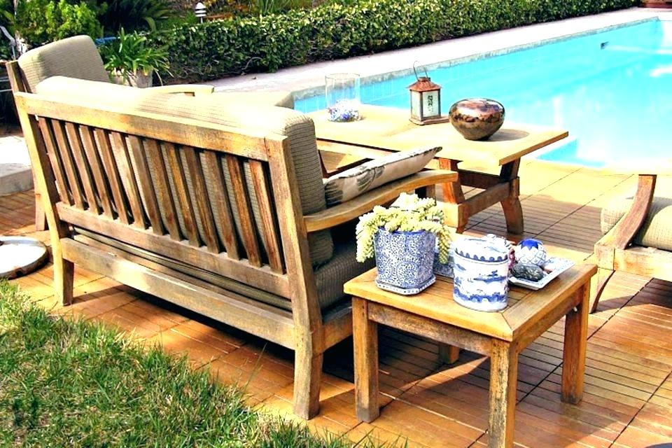 wooden patio furniture deck table wooden outdoor furniture wooden deck chairs plans diy deck table THADYFG