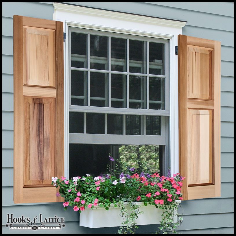 wooden shutters wood shutters click to enlarge COGTWRH