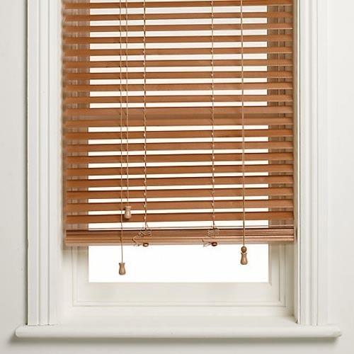wooden venetian blinds YEQFYIM
